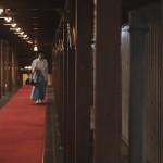 雨の日の撮影 – 乃木神社にて
