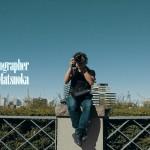 カメラマン松岡さんの紹介映像を作らせていただきました