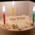 ご披露宴のメッセージ撮影の時に「お誕生日おめでとう」って言ってしまう人はいい人だ。