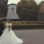 大学内での手作りご結婚式 国際基督教大学にて