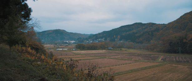 八戸の田園風景