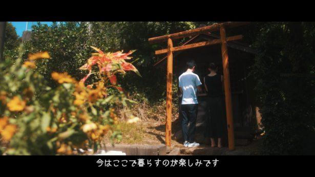 稲荷神社へのお参り